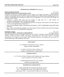 Director Of Operations Resume Sample by Resume Sample 7 Vice President Resume Career Resumes