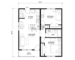Simple House Floor Plan Design Glamorous Simple Bungalow Floor Plans 43 On Layout Design