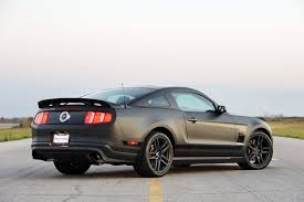 Mustang Boss 302 Black Introducing The Mustang Stealth Edition Aka Hennessey Boss 302 In