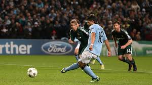 Pertandingan Manchester City vs Real Madrid