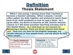 thesis essay topics njhs essay sample analytical thesis statement