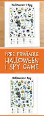 Halloween Preschool Printables Free Printable Halloween I Spy Game Printable Activities For