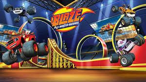 blaze monster machines racing 1 blaze game