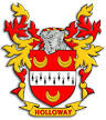 Image result for holloway coat of arms