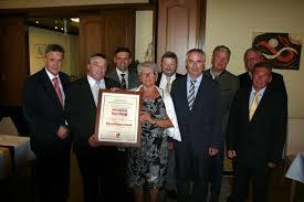 Juni 2012 wurde Herr Bgm. a.D. Karl Stangl im Rahmen einer Festveranstaltung der Marktgemeinde Scheiblingkirchen-Thernberg offiziell als Bürgermeister ... - _CI1353938