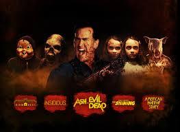 2017 halloween horror nights universal studios hollywood