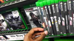 gamestop ps4 black friday getting new game titles and xbox a person at gamestop black friday