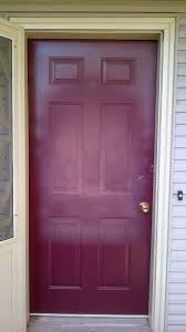 paint for exterior door how to front black idolza