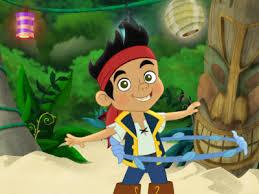 Jake si piratii din Tara de Nicaieri - Intro