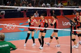 Japan women's national volleyball team