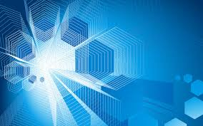 cool background for your computer blue matrix tones free ppt backgrounds for your powerpoint templates