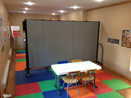 Room Dividers Ideas For Using Portable Church Room Dividers Screenflex