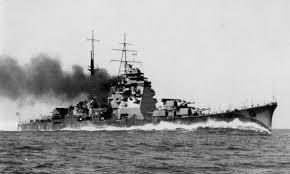 Japanese cruiser Takao