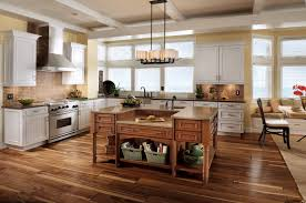 Furniture Style Kitchen Cabinets Furniture Using Mesmerizing Kraftmaid Lowes For Bathroom Or