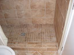 Pictures Of Small Bathrooms With Tile Nice Brown Tile Lowes Shower Tile And Drainhole Ideas Bathroom