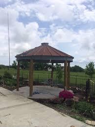 Simple Silo Builder Grain Bin Bar Or An Outdoor Kitchen Gazebo Playhouse This