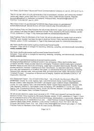 Lion News  Criminal Complaint Against Duluth Police Chief Gordon     Lion News Tom Olsen  Duluth News Tribune and Forum Communications Company on Jan          at      p m   quot Key for my own vision of a city administration that is