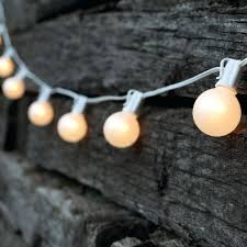 Patio Lights Outdoor by Outdoor Patio String Lightsing Ideas 6pcs Globe String Lights 100
