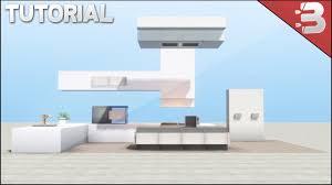 minecraft modern kitchen new kitchen style
