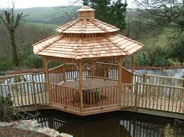Custom Gazebo Kits by Gazebo Roof Kit Roofing Decoration
