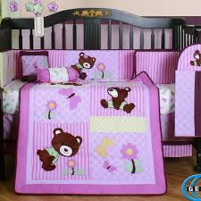 Monkey Crib Set Bedroom Design Beautiful Black Bed Lamp With Pink Bedroom Walls