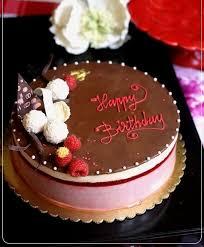 raspberry mousse birthday cake suzi u0027s cakes