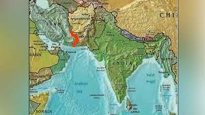 Pakistan On The Map Pakistan Opposed India U0027s Geospatial Bill Writes To Un
