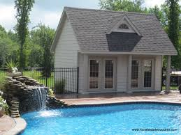 Home Design Software Blog Heritage Pool House Homestead Structures