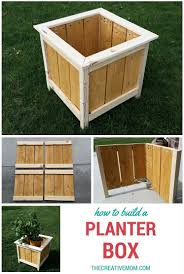 backyards splendid diy planter boxes vegetable garden raised