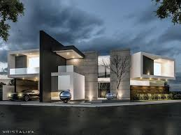 Best Residence Elevations Images On Pinterest House Elevation - Modern contemporary home designs