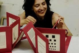 XIMENA PEREZ GROBET: Libros de Artista artesanos Barcelona. Libros ... - ximena_perez_01