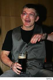 Ricky Hatton Got KO'd In A Bar Fight
