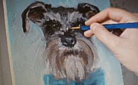 buy a affenpinscher how to paint a dog portrait speed painting video youtube