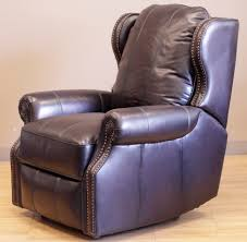 Leather Rocker Recliner Swivel Chair Furniture Fascinating Wall Hugger Recliners For Nice Home