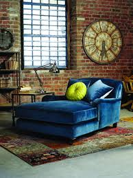Sleeper Sofa Chaise Lounge by 21 Different Style To Decorate Home With Blue Velvet Sofa Living