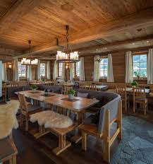 dining room sun terrace and emperor room of the maierl alm