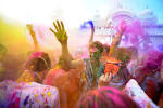 Dye-ing Culture: Color Run, White-washing HOLI Since 2012