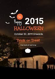 our halloween poster template allows you to design a halloween