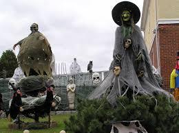 witches u0026 warlocks halloween lawn decorations