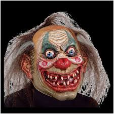 halloween mask costumes carnival drifter clown halloween mask mad about horror