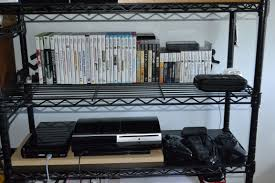 post your console gaming setups