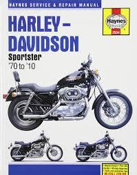 harley davidson sportster haynes service u0026 repair manual amazon
