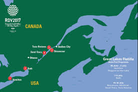 Hamilton Canada Map Rendez Vous 2017 Toronto Brigantine Inc