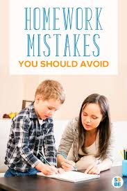 Avoid These Mistakes when Helping Kids with Homework