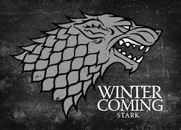 game of thrones winter is coming stark logo giclee got