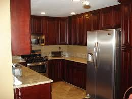 Kitchen  Backsplash Ideas With Cherry Cabinets Fireplace - Kitchen backsplash ideas dark cherry cabinets
