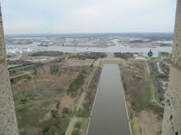 San Jacinto Monument view of
