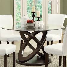 Monarch Specialties I  Olympic Ring Style Dining Table - Kitchen table sets canada
