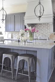 Kitchen Design Backsplash Best 25 Exposed Brick Kitchen Ideas On Pinterest Brick Wall