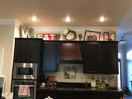decor above kitchen cabinets kitchens design cool decorate kitchen 17 best ideas about above cabinet decor on pinterest decorating contemporary decorate kitchen